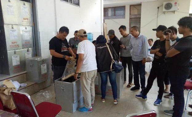 Hadapi Sidang di MK, KPU Parepare Buka Ulang Kotak Suara