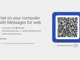 Ponsel Android Sekarang Dapat Mengirim Pesan Teks Dari Browser Web.