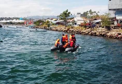 Hari Kedua, Tim SAR Gabungan Masih Cari Nelayan Hilang di Perairan Parepare