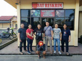 Resmob Polres Pinrang