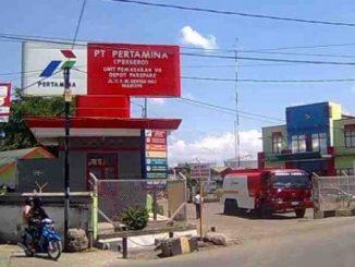 Depot Pertamina Parepare