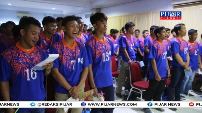 Formas Kota Parepare Perdana Gelar Coaching Clinic Berlangsung Meriah