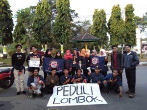 Peduli Lombok