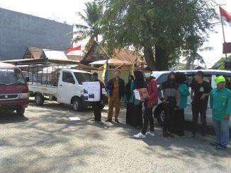 KPM IAIN-Tiga Berlian Galang Dana Bantu Korban Kebakaran di Massepe