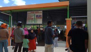Pasar Sumpang Minangae