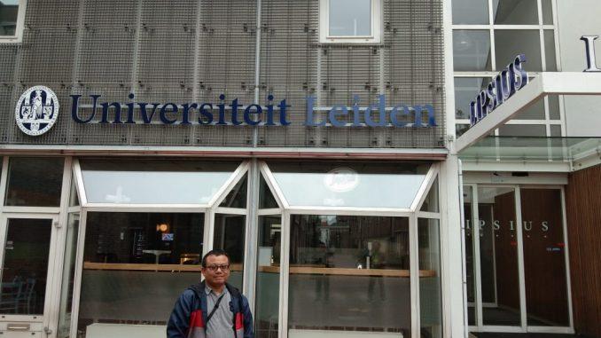Orang Belanda Membaca Sejarahnya, Refleksi Agustusan di Leiden