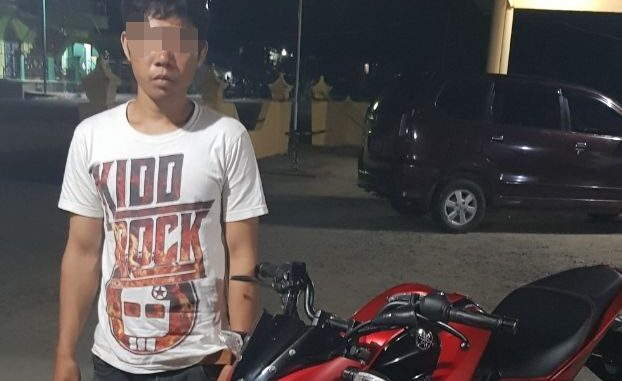Jual Motor Sendiri Lalu Lapor Dicuri, Pria Ini Dibekuk Polisi