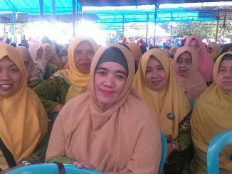 Komunitas Aisyiyah IAIN Parepare Ramaikan Milad Muhammadiyah ke-109 di Rappang