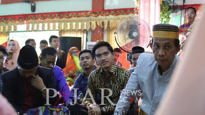 Kaesang Pangarep putra bungsu Jokowidodo