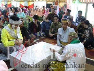 Kaesang Pangarep Saksi Pernikahan di Parepare