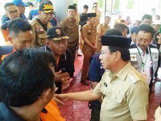 Bupati Pinrang Lepas Relawan dan Bantuan Logistik ke Donggala-Palu