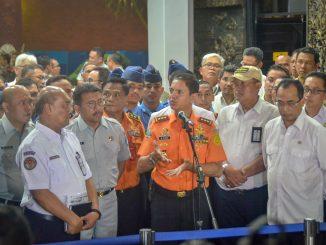 Total 164 Kantong Jenazah Sudah Dievakuasi BASARNAS