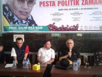Prof Salim Said