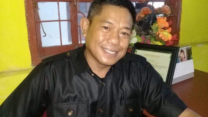 Andi Haruna, Kepala Desa Lainungan, Sidrap.