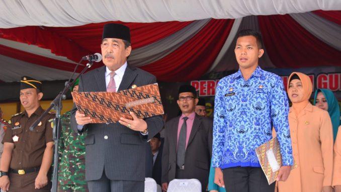 Plt Bupati Sidrap, H Dollah Mando.