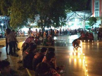 Kegiatan DPC-KPN memperingati hari pahlawan di Parepare.
