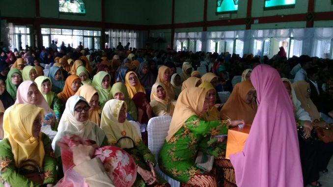 Acara Milad Muhammadiyah ke 106 di Gedung Islamic Centre Parepare, Senin 26 November 2018.