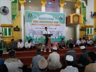 Maulid Akbar, Dollah Mando: Meneladani Rasulullah Harus Tahu Kisah Nabi