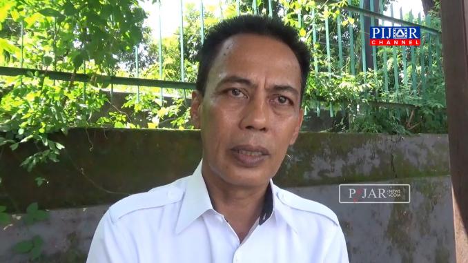 Kepala Dinas Kesehatan Kota Parepare Muhammad Yamin.