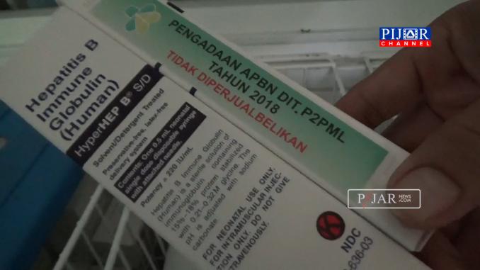 Puluhan Jenis Vaksin dan Obat Milik Dinkes Parepare Rusak Parah