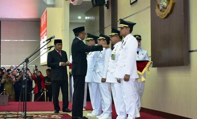 Dollah Mando - Mahmud Yusuf Resmi Pimpin Bumi Nene Mallomo