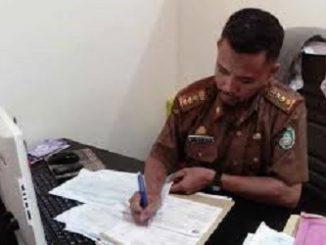 Adi Hidayat Saputra, Kepala Bidang Pengelolah Data dan Informasi (Disdukcapil) Kota Parepare.