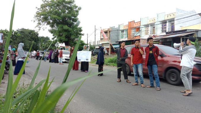 IMM Parepare galang dana untuk korban bencana.
