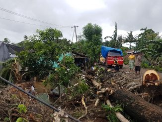Dampak Curah Hujan Tinggi, PLN Pulihkan Sistem Kelistrikan Kota Makassar dan Sekitarnya Secara Bertahap
