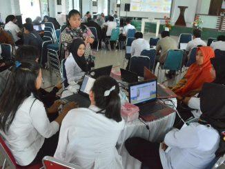 Aparat Desa Di Sidrap Belajar Aplikasi Siskeudes Versi Anyar