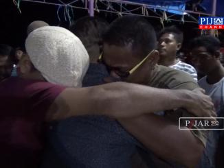 Penuh Tangis dan Haru Malam Perpisahan Head of Operation PT EPN Parepare