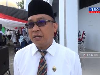Rektor IAIN Parepare Dr. Ahmad Sultra Rustan, M. Si