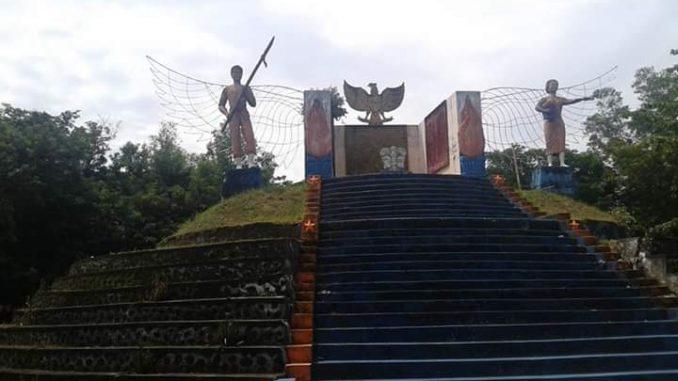 Monumen Ganggawa Sidrap.