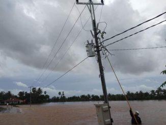 80% Pasokan Listrik di Sulsel yang Terdampak Banjir dan Cuaca Buruk Sudah Mulai Normal