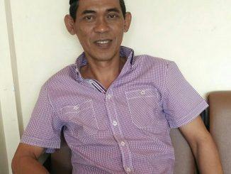 Hasman Hanafi, Ketua PWI Sidrap.