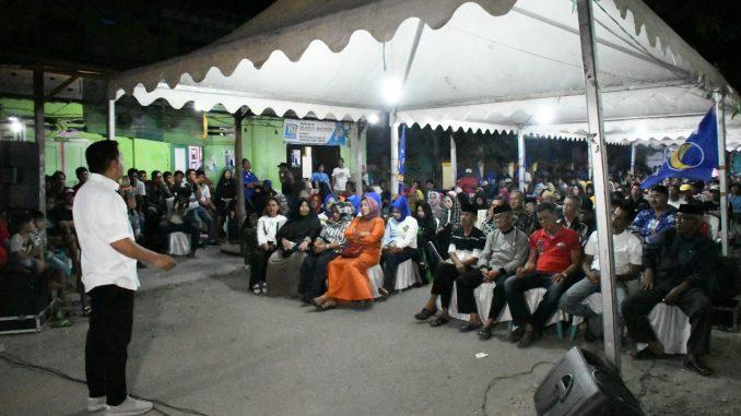 Mampu Majukan Daerah dan Tingkatkan Kesejahteraan, Warga Rappang Tetap Solid Dukung RMS