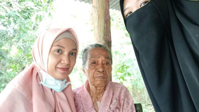 Miris, Nenek I Sanna Hidup Seorang Diri di Gubuk Reyot dan Menderita Kanker Payudara