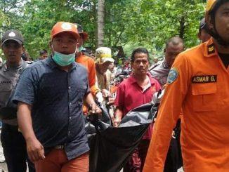 Hanyut Sejak Selasa, Mayat Bocah AhsamDitemukan di Pinrang