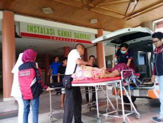 Begini Pujian Warga kepada Pengawal Ambulance di Makassar