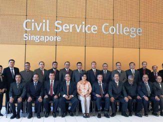 study visit - Temasek Foundation