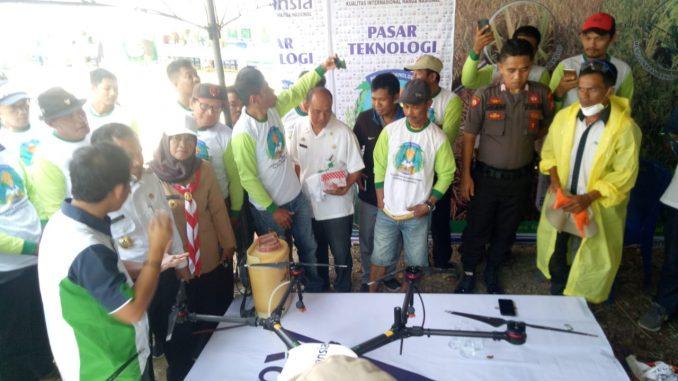 Drone Penyemprot Hama