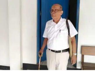 dr Mangku Sitepoe, 24 Tahun Bekerja Tidak Digaji dari Uang Pasien