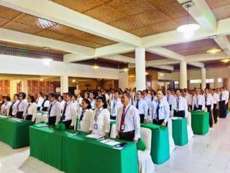 FKIP UMPAR Pelaksana Diklat Penguatan Kepala Sekolah Tahun 2019