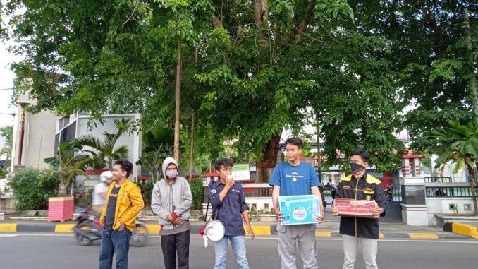 IPM Pinrang Implementasi Teologi Al-Maun, Gelar Aksi Sosial