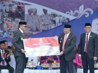 HUT ke-60, Gubernur Sulsel Puji Capaian Pembangunan di Pinrang
