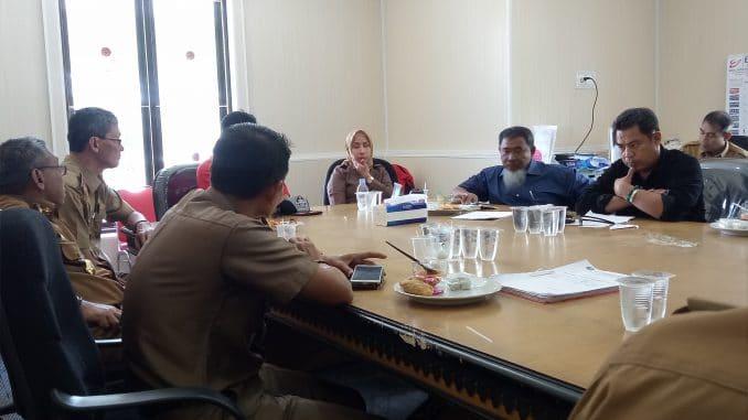 Komisi III DRPD Parepare Soroti Polemik Pembangunan Gerbang RS Hasri Ainun Habibie