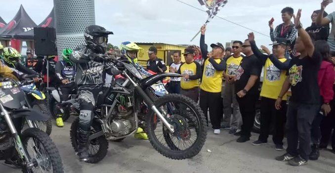 Ratusan Rider dari Penjuru Indonesia Ramaikan Event Trail Bogart Motor Xtreme