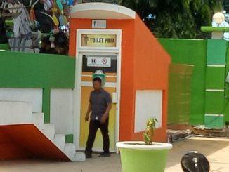 Sedang Ada Festival, Toilet Rp700 Juta di Lapangan Andi Makkasau Malah Terkunci