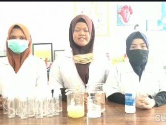 Cegah Corona, Mahasiswa Biologi UM Parepare Ciptakan Hand Sanitizer dari Bahan Terjangkau