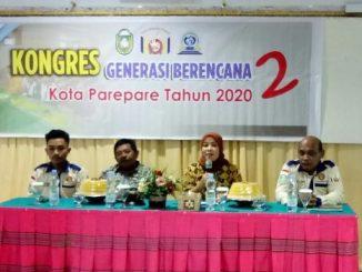 Kadis PPKB Parepare Harap Peran Aktif Remaja Sukseskan Program Pemerintah