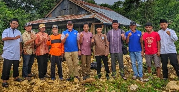 Kalapas Kelas IIB Enrekang Jalin Kerjasama dengan Ponpes Muhammadiyah Cece, Ini Tujuannya